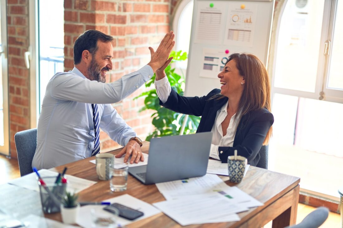 Build a Strong Corporate Culture